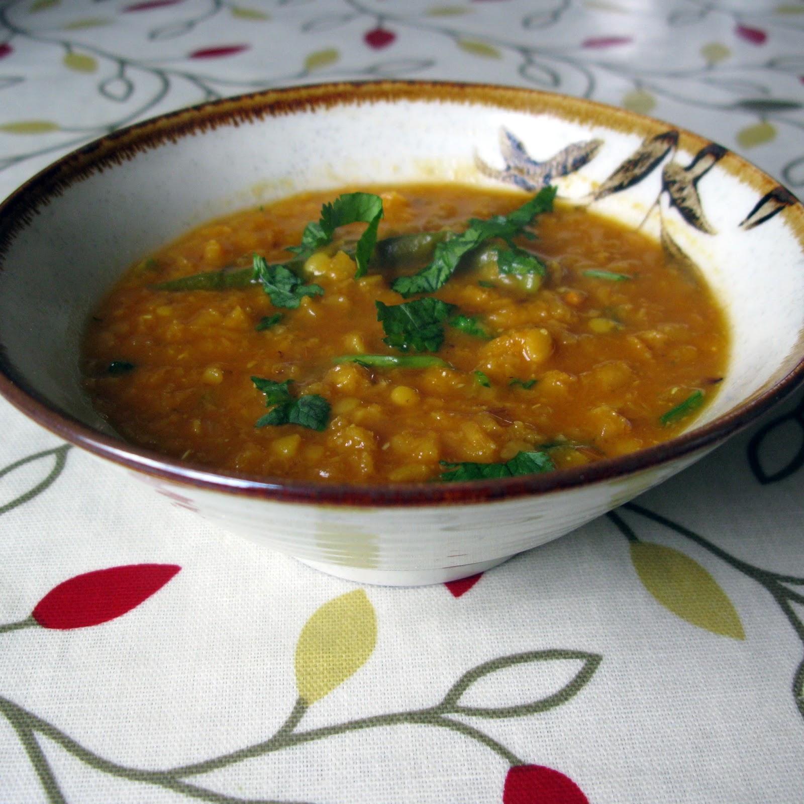 Chachi S Kitchen Dal