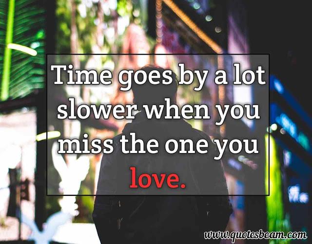 Sad Missing Someone Quotes