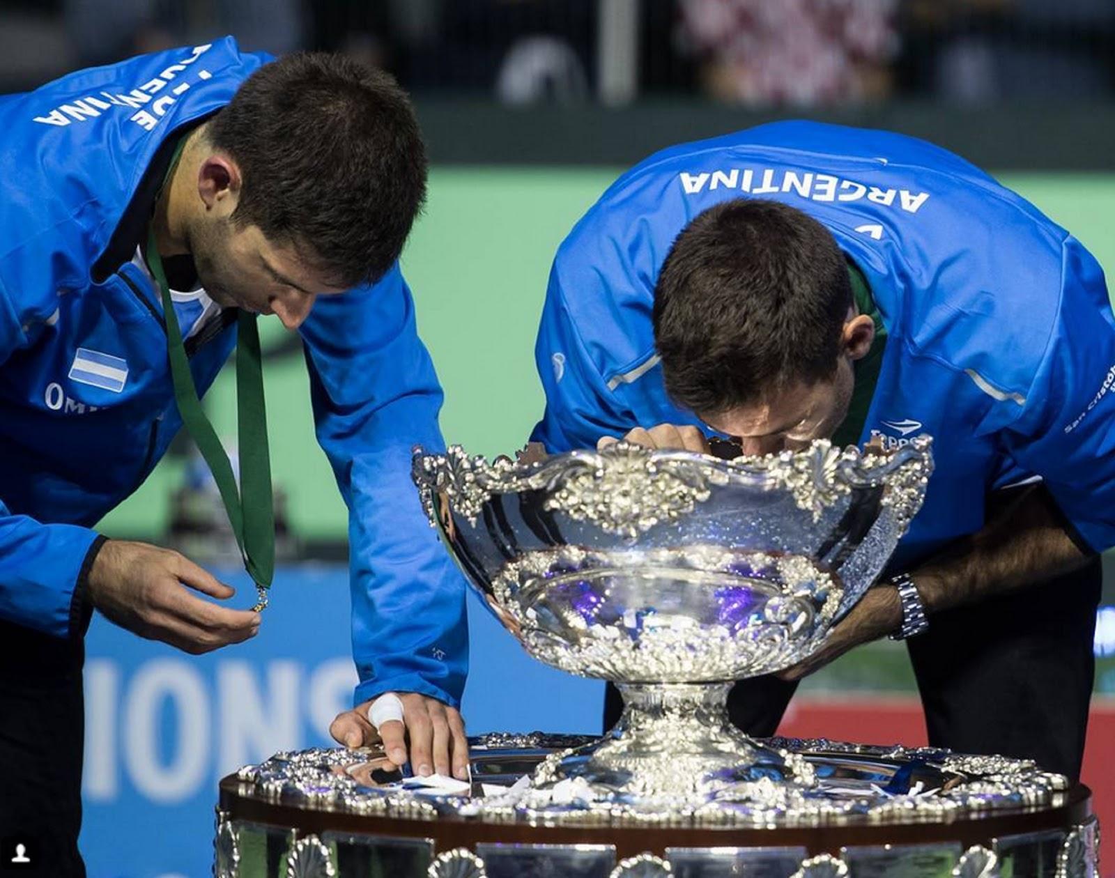 ARGENTINA DAVIS CUP CHAMPIONS 9