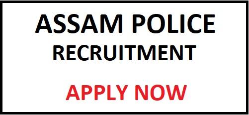 Assam Police Junior Assistant, Steno Recruitment 2020