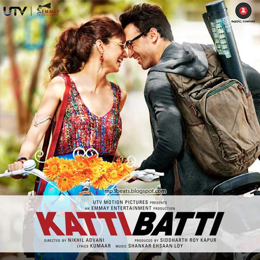 Imran Khan Song I Am Rider Mp3 Download: Katti Batti (2015) Mp3 Songs Free Download