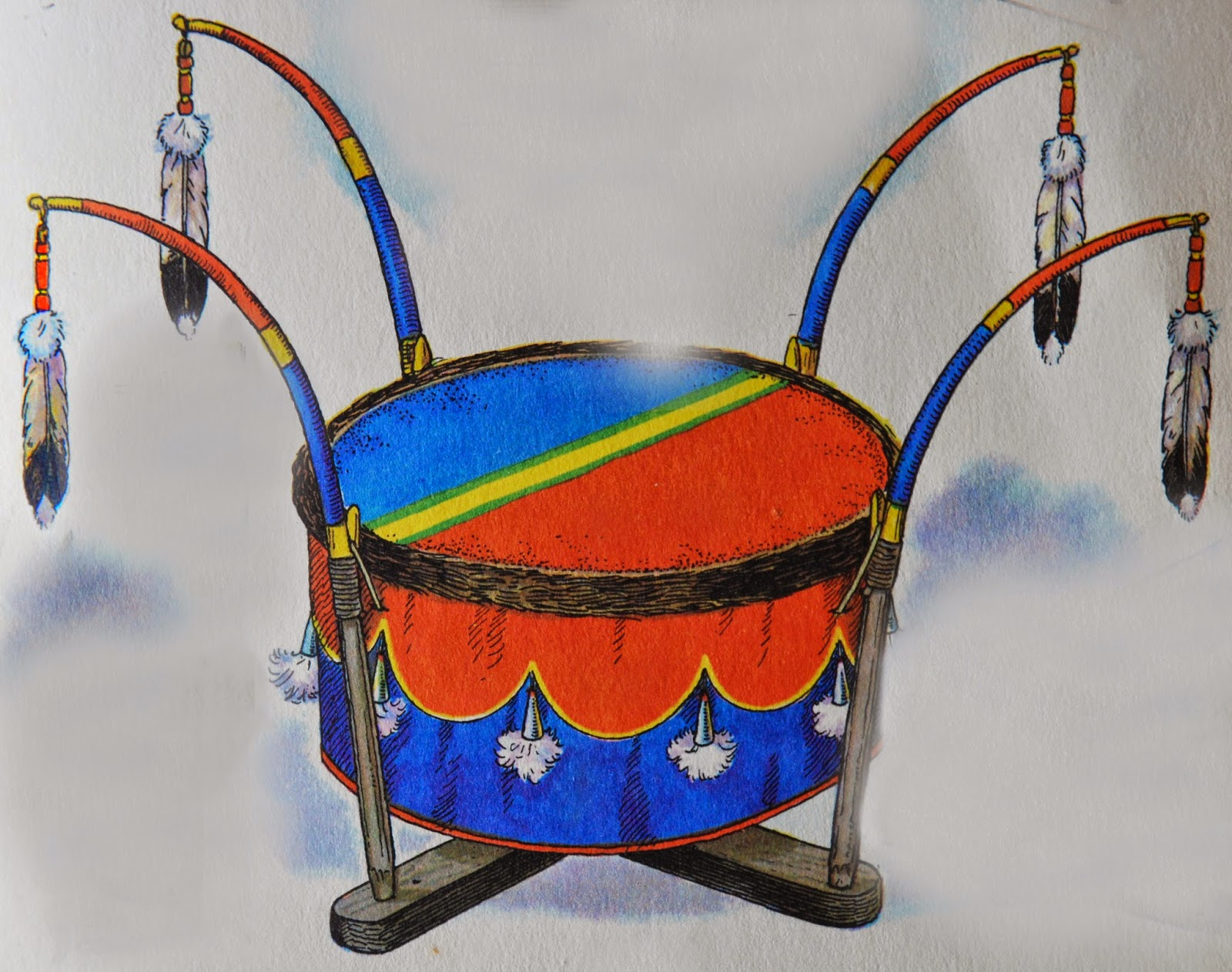 Anishinaabe Dream Drum