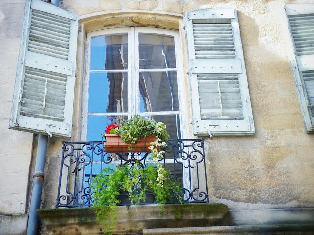 ventana Aix en Provence