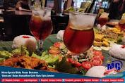 Menu Spesial Buka Puasa Bersama 'Bancaan' Bulan Ramadhan Cafe Tipis-Tipis Jember