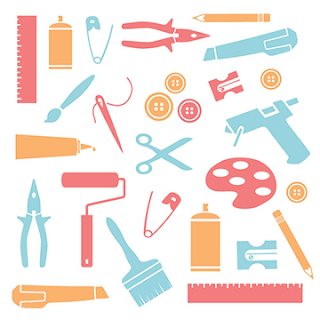 free-download-craft-supplies-vectors
