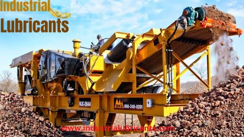 Grease Lubricating System Used in Different Types of Stone Crusher
