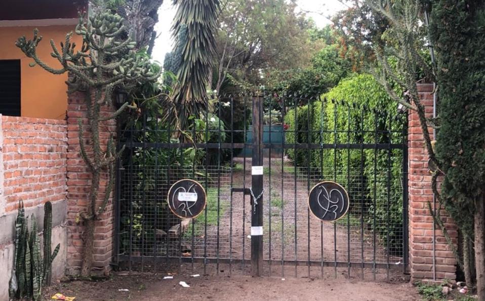 Esta fue la última residencia de José Antonio Yépez Ortiz, El Marro