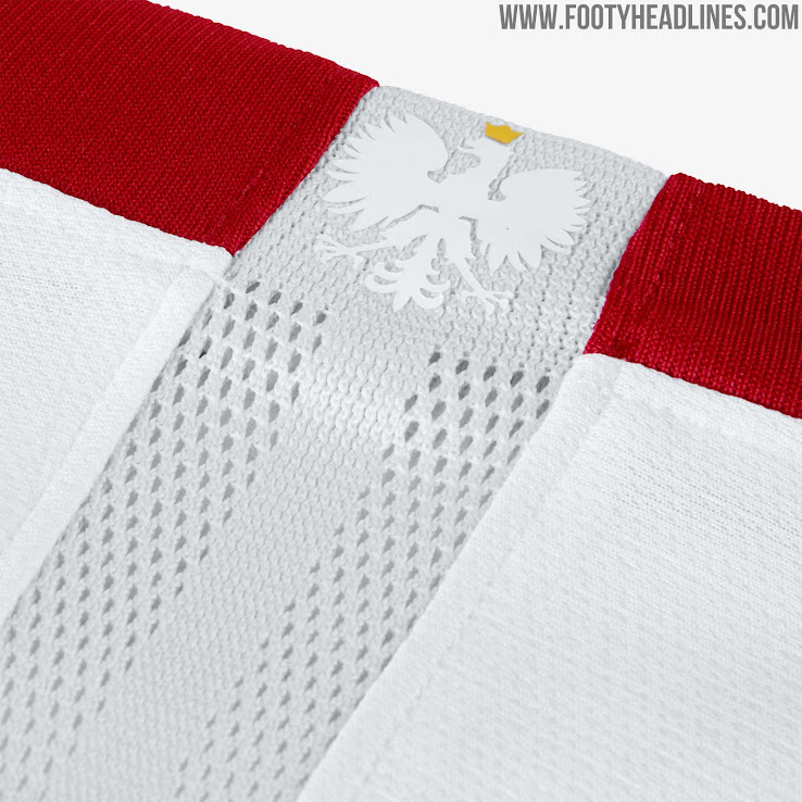 Poland 2018 World Cup Home and Away Kits Released - Footy Headlines 942e1f2db