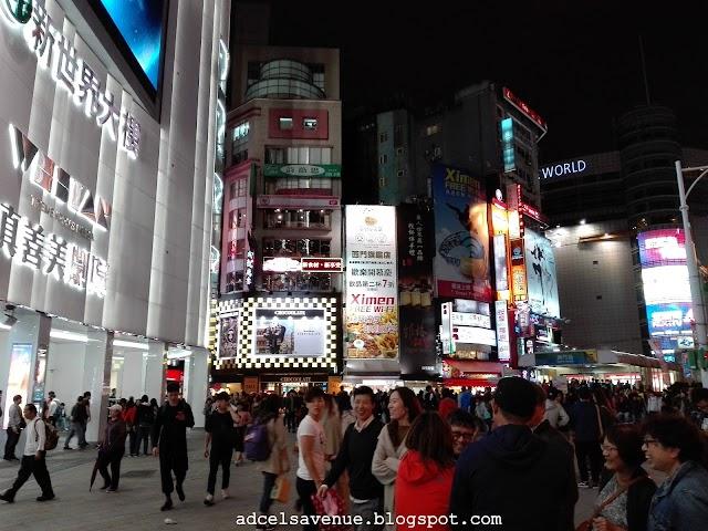 Taipei Escapade Episdoe 5: The Search for Modern Toilet  Restaurant and Unexpected Love for Ximen