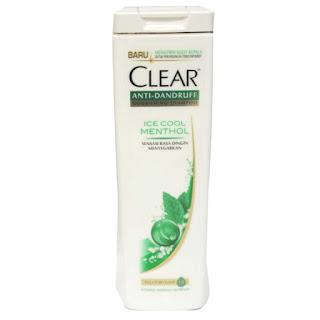 Clear Ice Cool Menthol Shampoo