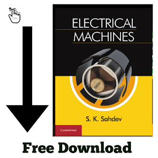 Free Download PDF Of Electrical Machines By S. K. Sahdev