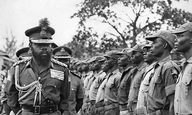 Biafra-Odimegwu Ojukwu