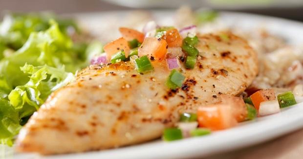 Roasted Chicken With Pico De Gallo Recipe