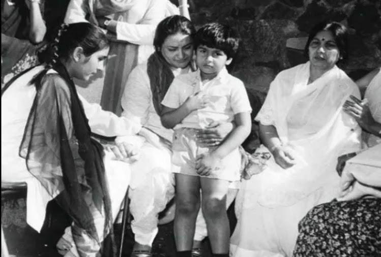 Raj Babbar, Rekha, Smita Patil,