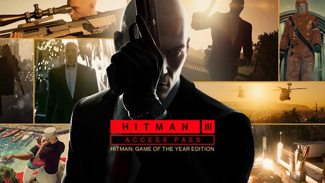 Hitman Access Pass
