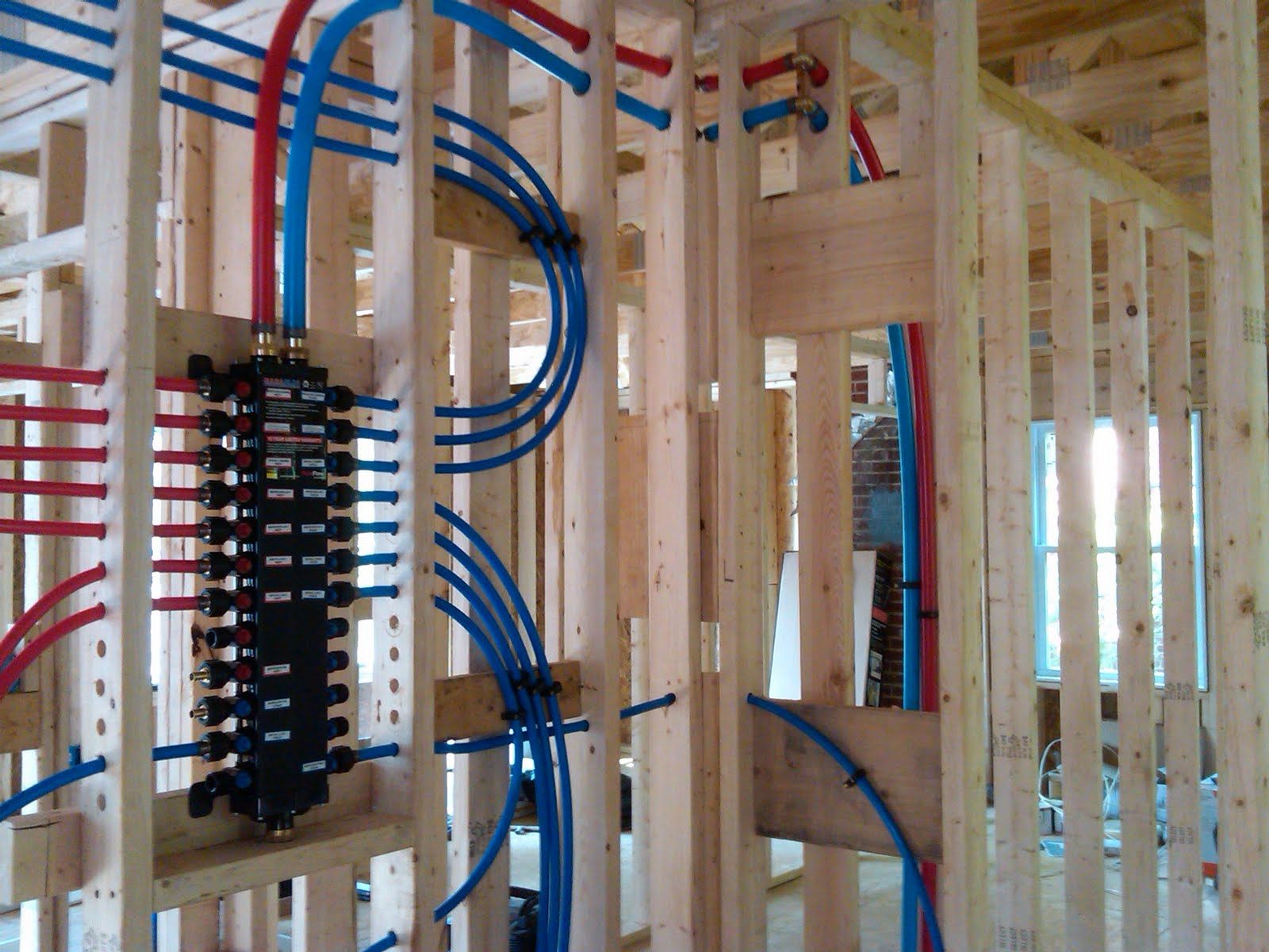 Plumbing Manifold Diagram Ford Capri Mk1 Wiring Pex Bathroom Trusted Diagrams