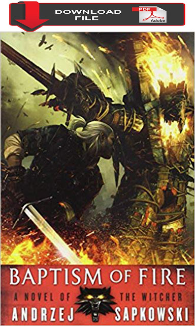 PDF Download 2020 The Witcher baptism of fire book DIRECT LINK