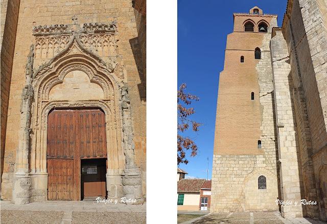 Iglesia de Santa Eugenia de Becerril de Campos