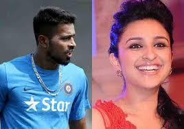 Hardik Pandya Love With  Parineeti Chopra?