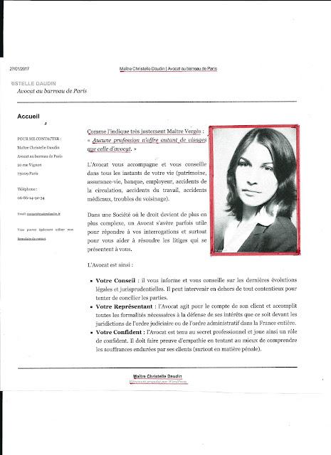 Affaire marti raymond 1 systeme et despotisme depass - Comment porter plainte contre son avocat ...