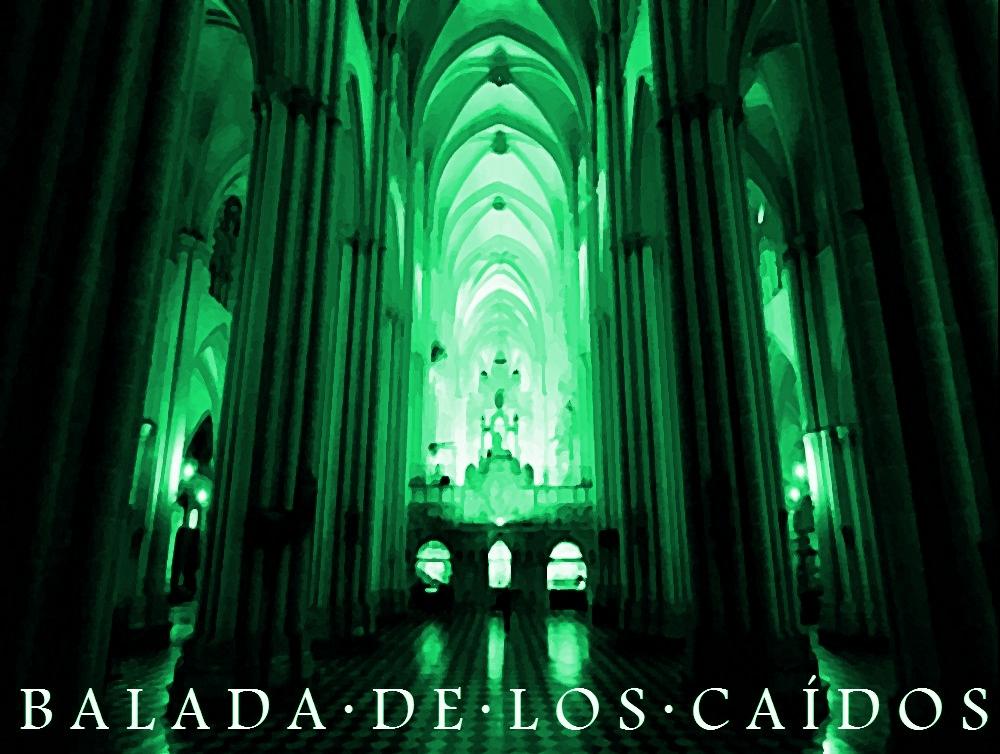 BALADA DE LOS CAÍDOS: Fantasía oscura (Galería)