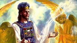 Người Do Thái cổ đại Có 12 Viên Đá Tâm Linh Cầu Phúc cho Con Cháu Israel