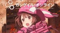 Sword Art Online Alternative: Gun Gale Online (06/12) (Mega)