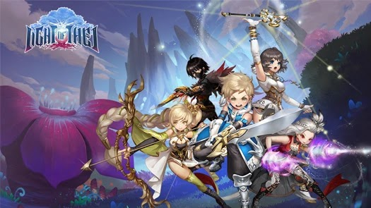 Light of Thel Mobile Game App