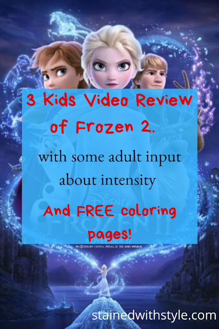 trailer, frozen 2 review, kristen bell, kristen bell frozen 2, coloring pages, free frozen 2 coloring pages, frozen 2 coloring pages
