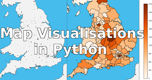 Creating Map Visualisations in Python with Basemap           |            Jamal Moir - CS Exploration