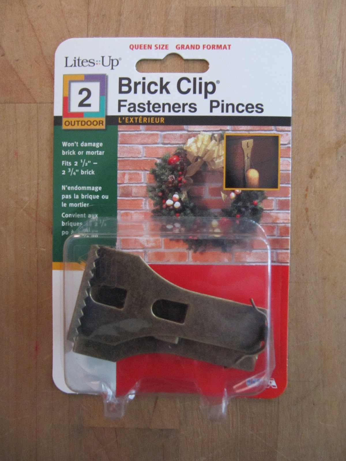 Sew Many Ways Tool Time Tuesday Brick Hangers