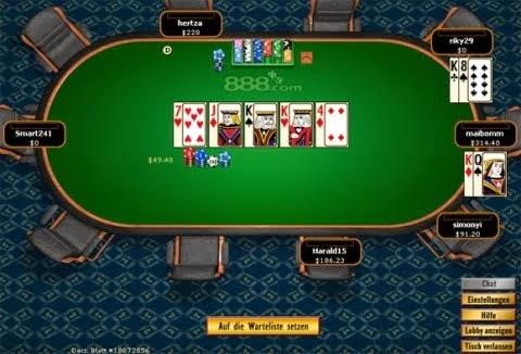 Poker 888 Betrug