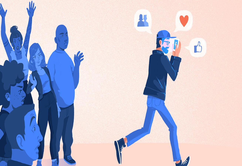 social media effects on people mental health