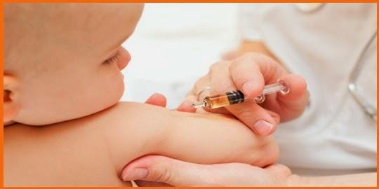 4 Cara Bagaimana Jaga Anak Yang Demam Selepas Suntikan Imunisasi