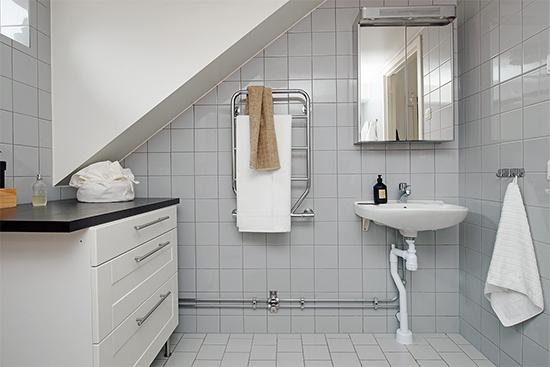 decoracao banheiro, apartamento pequeno, aproveitar espaço, apartamento integrado