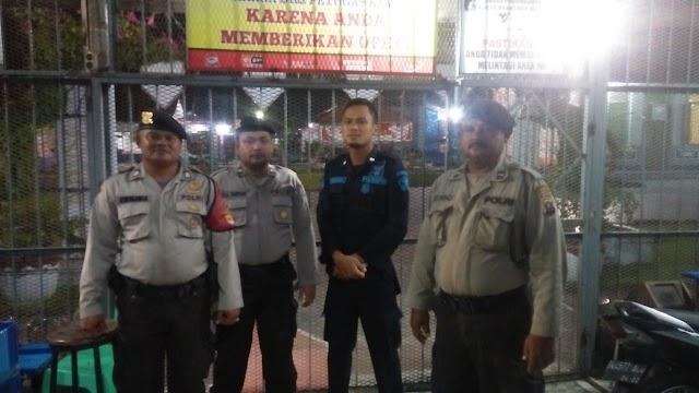 Patroli Blue Light Malam Minggu Sejajaran Polres Tanjung Balai