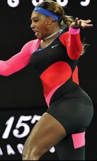 Australian Open, 2021, Serena Williams, defeats, Simona Halep, Quarters, Naomi Osaka, semi-finals.