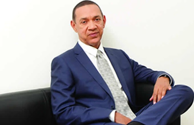 Ben Murray Bruce Lost his Dearly Wife to Cancer