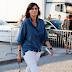 Πώς να φορέσεις το λευκό jean σου τον Σεπτέμβρη