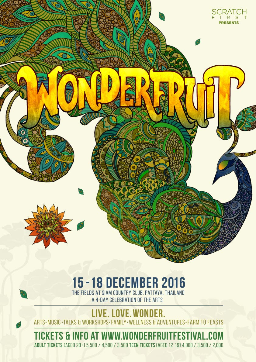 Wonderfruit Festival in Thailand Adds Lianne la Havas, Shura, Stephan Bodzin + YokoO to Lineup