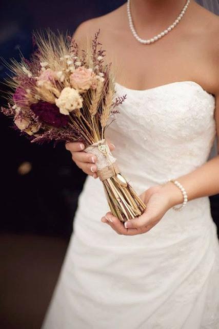 bukiet ślubny inspiracje