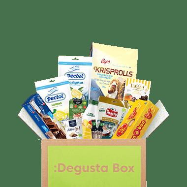 degustabox noviembre 2019