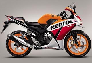 Motor Honda All New CBR150R
