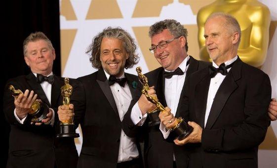 Pese a discurso contra discriminación, mayoría premiados en los Oscar son hombres y blancos
