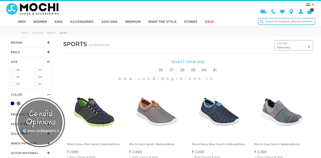 Buying Sports Shoes For Women Online Made Easy