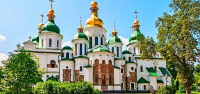Kyiv Sophia Cathedral