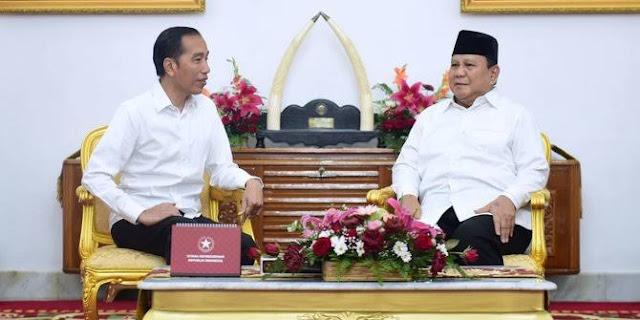Gabung ke Pemerintah, Prabowo: Keadaan Negara Sedang Bermasalah