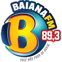 Rádio Baiana FM 89,3 de Candeias Bahia