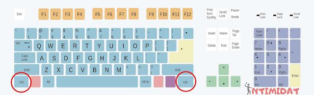 shortcut key keyboard