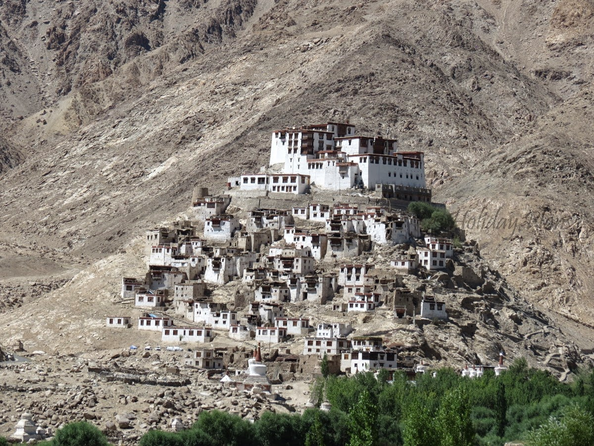 Monasteries in Leh